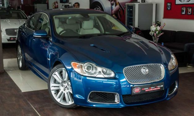 Ride The Powerful Performer On The Road – Jaguar XF