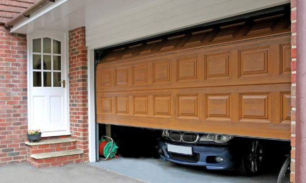 Secure Your Garage By Fitting Roller Shutter