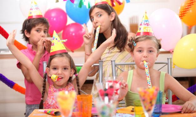 Kid's Party Holds A Unique Place