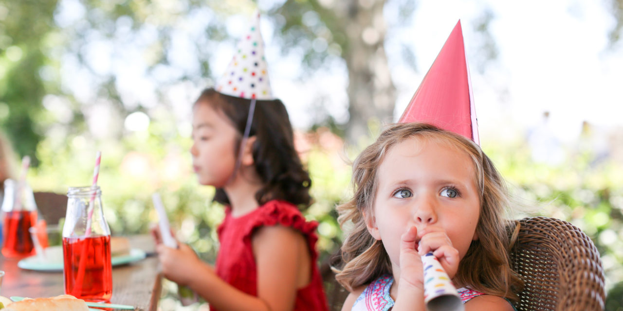 A Fun Party For Your Kids In The Place Of Royals
