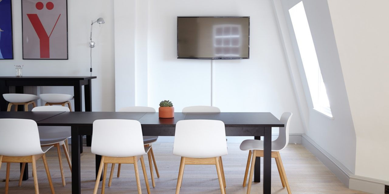 office interior design ideas that can make for a lively place to